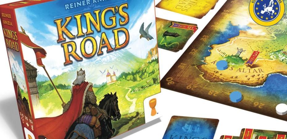 Kings Road em financiamento coletivo