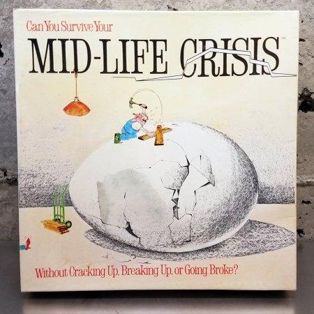 Jogos e a crise de meia idade