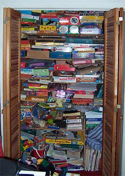 16 idéias para controlar sua coleção de jogos