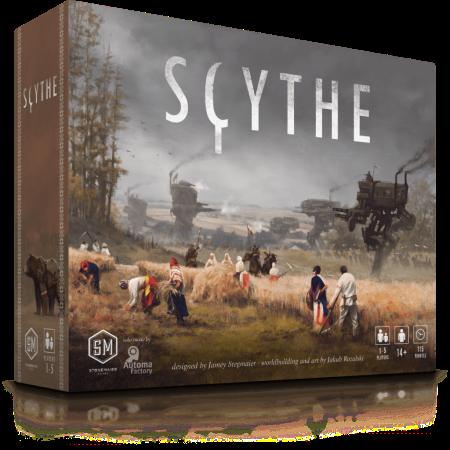 Scythe preparando seu caminho para o formato digital