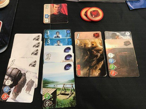 Expansão do jogo Splendor