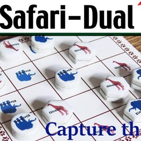Dual-Safari em financiamento coletivo