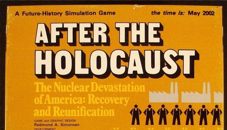 Jogo de tabuleiro After the Holocaust