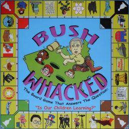 Jogo de tabuleiro Bush Whacked