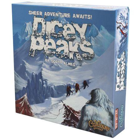 Jogo de tabuleiro Dicey Peaks