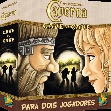 Mayfair lançará Caverna Cave vs Cave