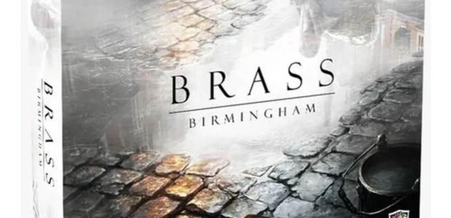 Novas versões do Brass pela Roxley Games