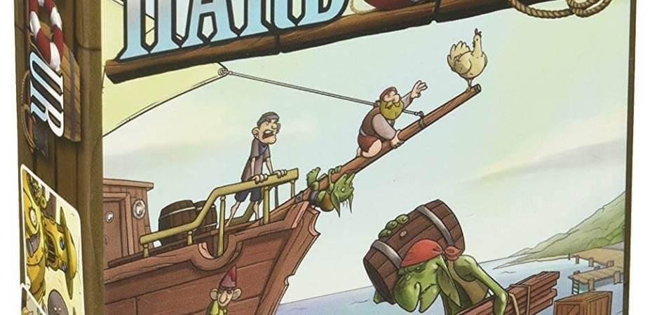 Projeto um jogo por dia 2017 - Dia 44 Harbour