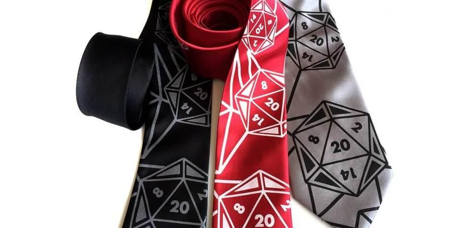 Tem de tudo em financiamento coletivo até mesmo gravata D20