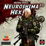 Jogo de tabuleiro Neuroshima Hex