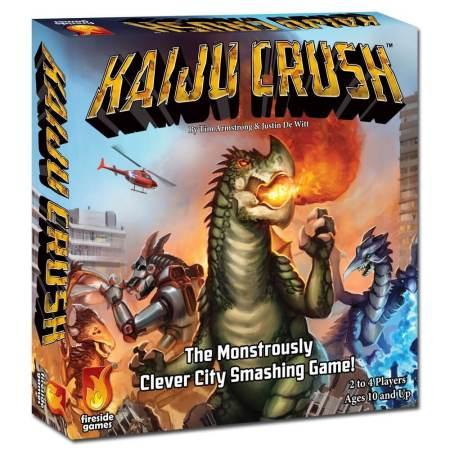 Combata com seus monstros em Kaiju Crush