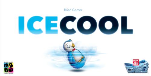 jogo de tabuleiro Ice Cool