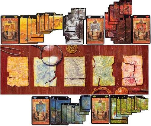 Quais os jogos mais antigos da sua coleção - Exploradores