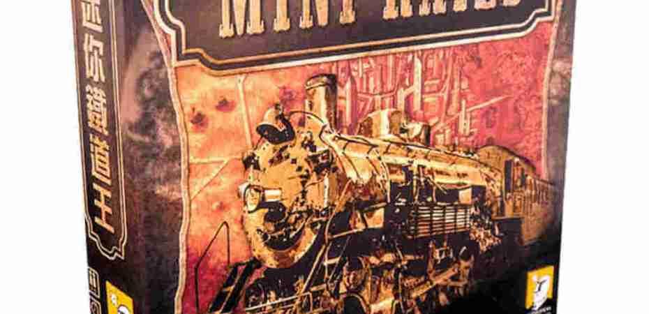 Mini Rails apresentado na Tokyo Game Market