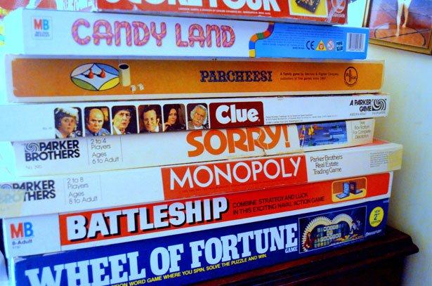 Quais os jogos mais antigos da sua coleção?
