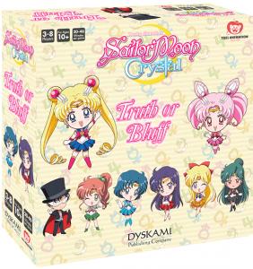 Dois jogos da série Sailor Moon anunciados pela Dyskami