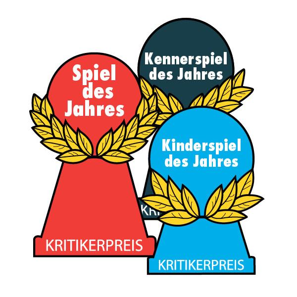 Prêmio alemão de jogos de tabuleiro Spiel des Jahres