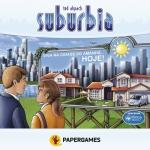 Jogo de tabuleiro Suburbia