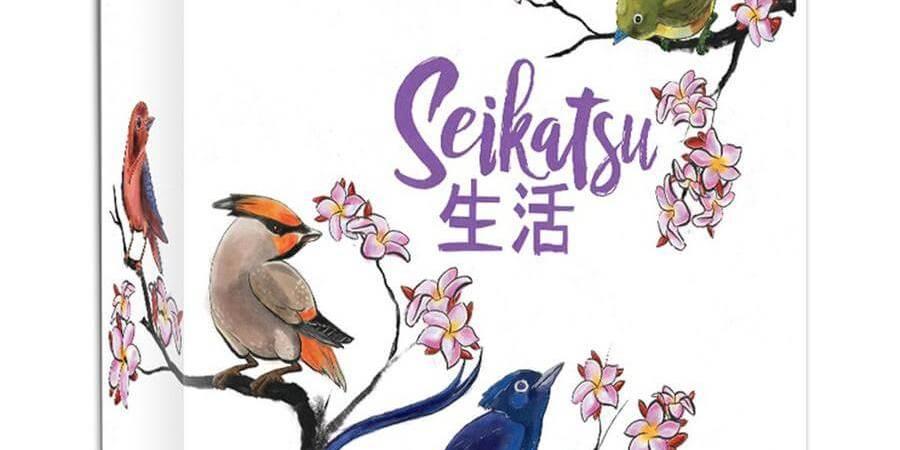 Tranquilidade e paz em Seikatsu