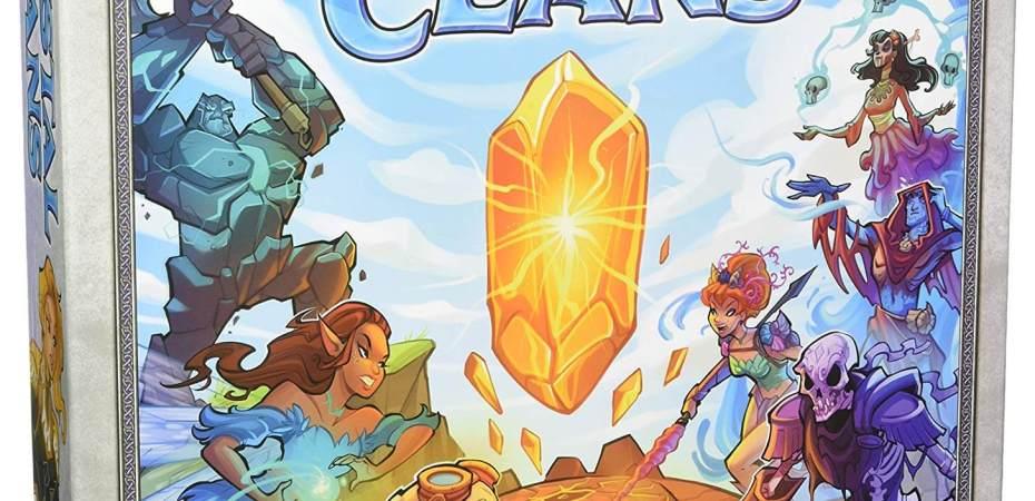 Domine o mundo conquistando cristais em Crystal Clans