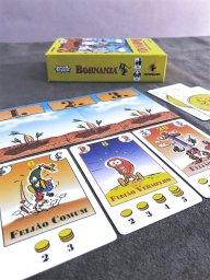 Jogo de cartas Bohnanza