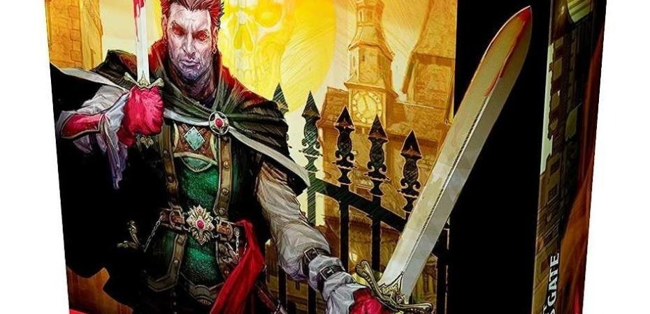 Jogo de tabuleiro Betrayal at Baldur Gate