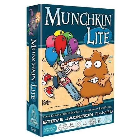 Steve Jackson anuncia o Munchkin Lite