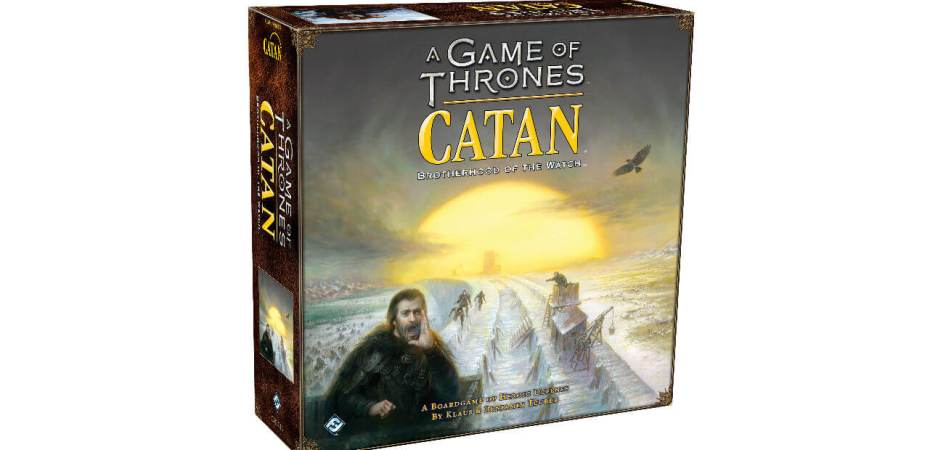 CATAN Game of Thrones em breve