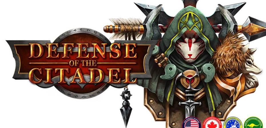 Defenda sua cidade em Defense of the Citadel