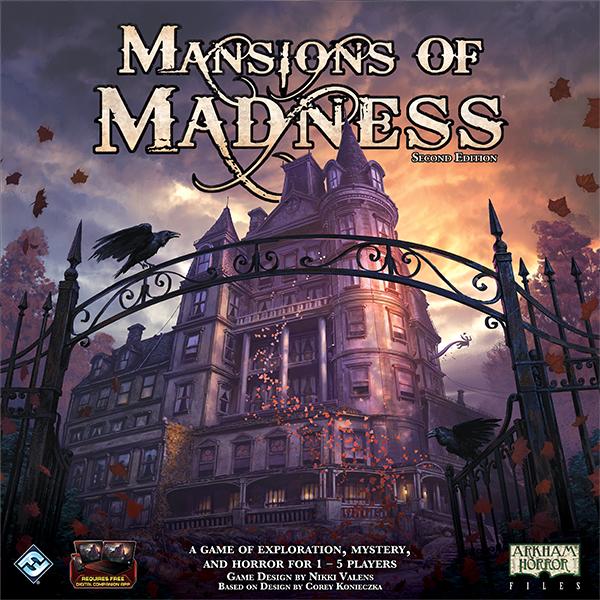 Quem são os vencedores do prêmio Dice Tower - Mansions-of-Madness