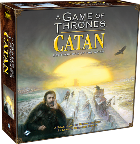 A Game of Throne CATAN