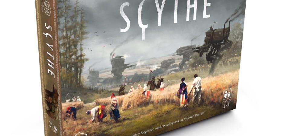Quem são os vencedores do prêmio Dice Tower - Scythe