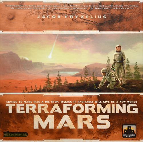 Quem são os vencedores do prêmio Dice Tower - Terraforming Mars