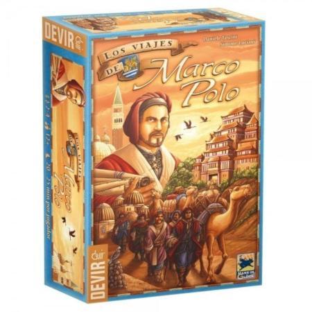 Jogo de tabuleiro As viagens de Marco Polo