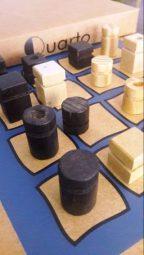 Jogo de tabuleiro para 2 pessoas Quarto