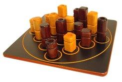 Bonito e desafiador, o jogo de tabuleiro Quarto