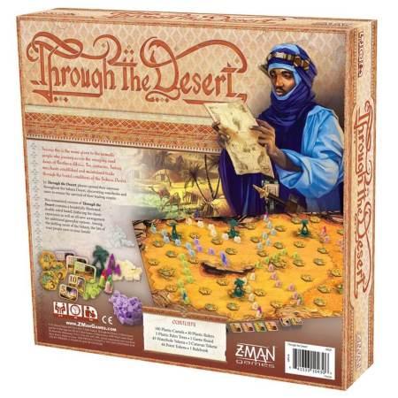Quem está trazendo o ótimo jogo Through the Desert de volta