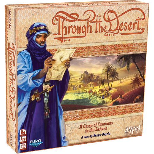 through-desert