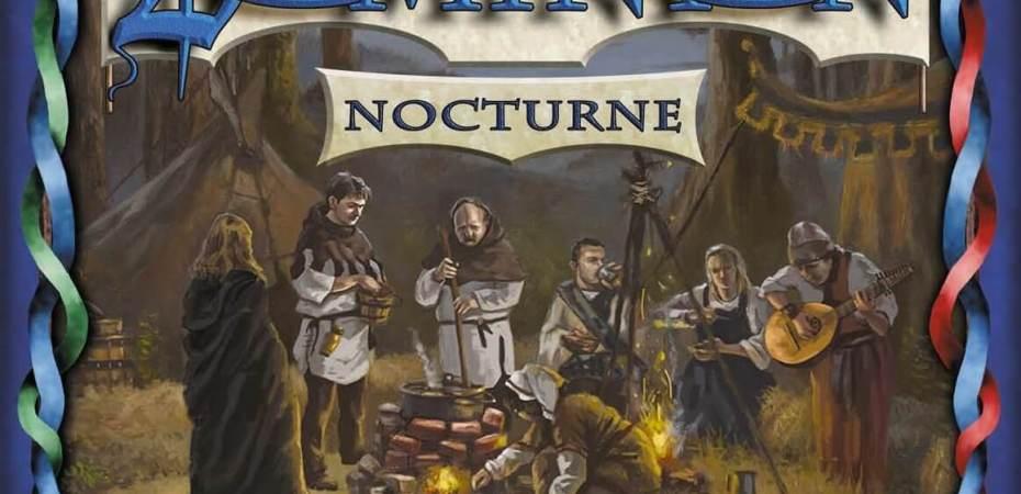 Vem ai mais uma expansão para o Dominion, Nocturne