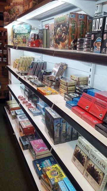 Loja de jogos de tabuleiro na Argentina El Ogro Alegre