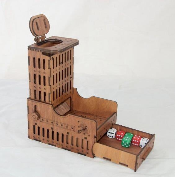 Torre de dados energética