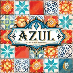 Jogo de tabuleiro AZUL