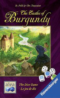 Jogo de tabuleiro Castles of Burgundy Dice Game