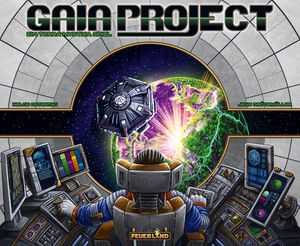 Jogo de tabuleiro Projeto Gaia