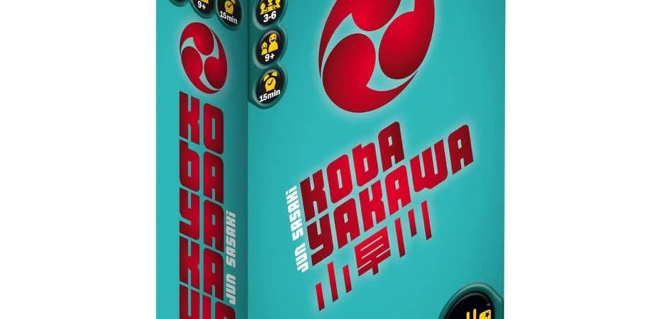 Jogo de tabuleiro Kobayakawa