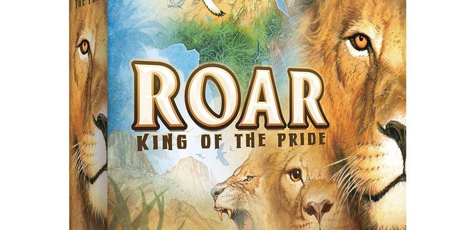 Jogo de tabuleiro Roar the King of the Pride