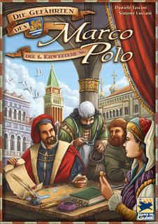 Expansão jogo Marco Polo