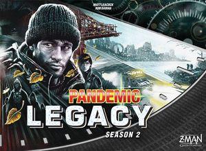 Jogo de tabuleiro Pandemic Legacy Season 2