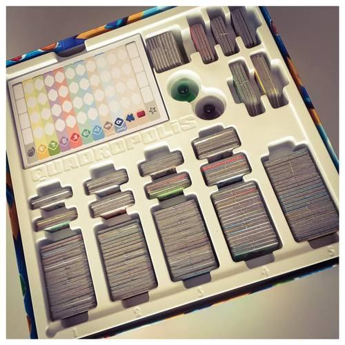 7 inserts de jogos que são bonitos e funcionais - Quadropolis
