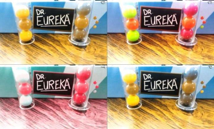 Acessibilidade jogo infantil Dr. Eureka